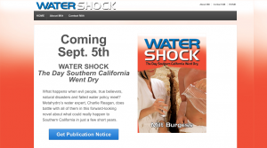 Water Shock the Book | The Day Southern California Went Dry